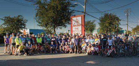 Denis Muloin Memorial Ride 2016 a Great Success
