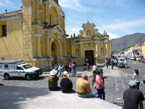 A Nurse Abroad: SPH's own Barb Daykin on Volunteering in Guatemala