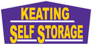 Keating Self Storage logo