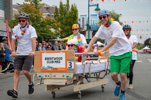 Bed Races on Beacon 2018 Wrap Up